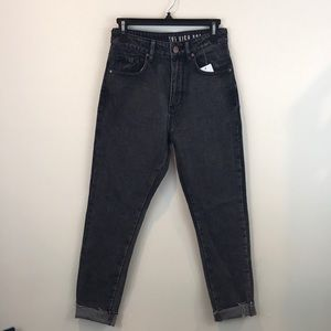 Cotton on high 90s jean